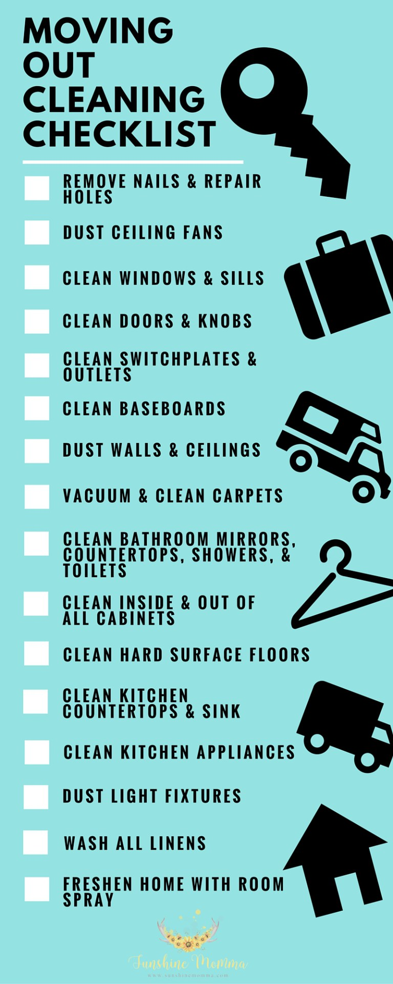 How To Move Out Without Damage Charges :: Eastern Property Management